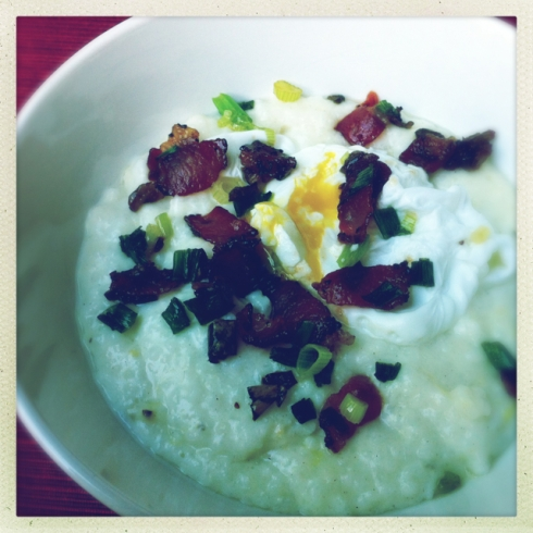 Cheesy Grits